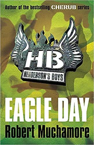 Muchamore - Eagle Day