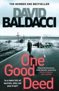 Baldacci One Good Deed